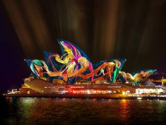 Vivid Sydney 2019 Credit Andrew Thomas Huang