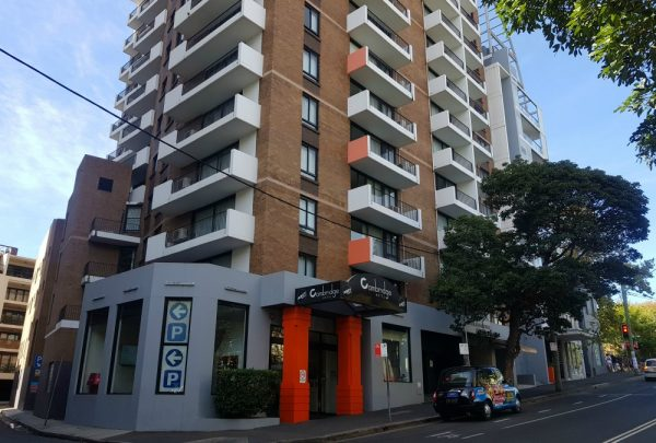 Buidget Hotel in Sydney Cambridge Surry Hills