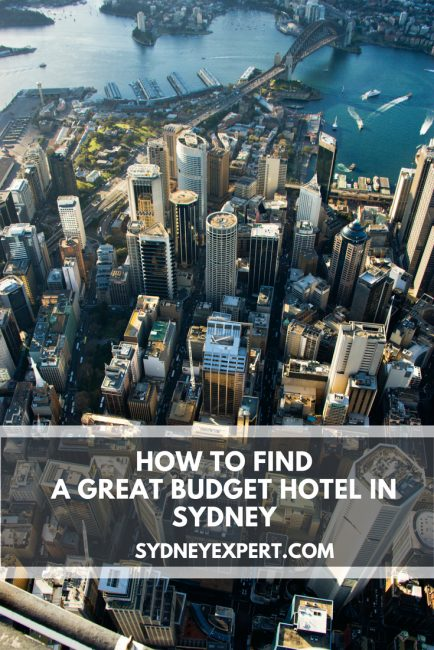 If you are looking for a budget hotel in Sydney this article offers honest impartial advice from a local about the best value cheap hotels in the city and the pros and cons of each. There are good cheap hotels in Sydney, you just need to know where to look.  #Sydney #Australia #Sydneyexpert