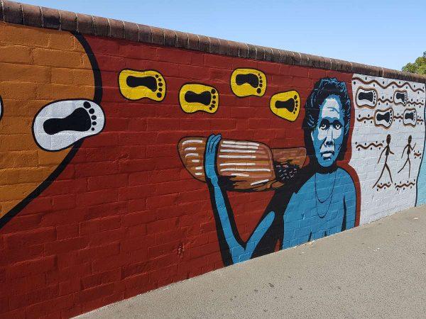 redfern mural 40000 years