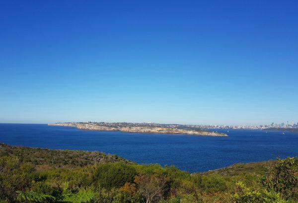 Fairfax Lookout North Head Sydney