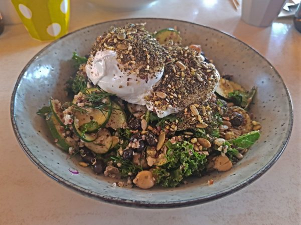 Thelma and Louise Breakfast bowl neutral bay