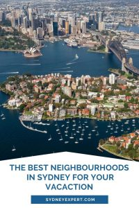 Sydney city neighbourhoods