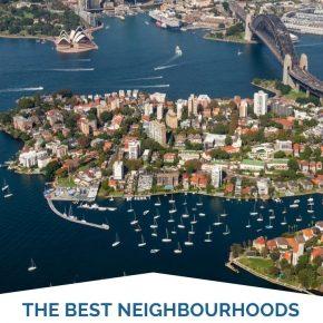Sydney city neighbourhoods