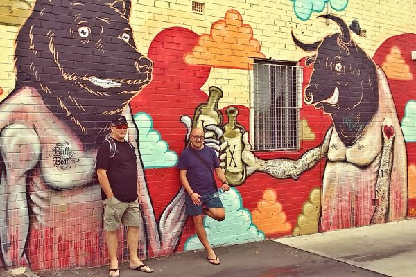 Best Street Art Australia Wonderwalls