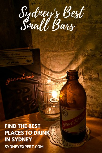 Sydney has some fantastic small bars just waiting to be discovered.  #Sydney #Australia