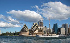 Sydney Harbour Cruise on a tall ship