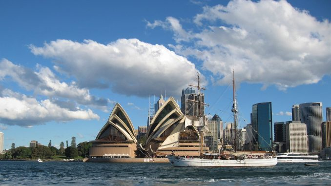 Sydney Harbour Cruise on a tall ship