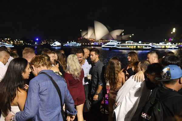 Cruise Bar NYE'17 - by Fiora Sacco copyright reserved 2018 Supplied by Cruise Bar