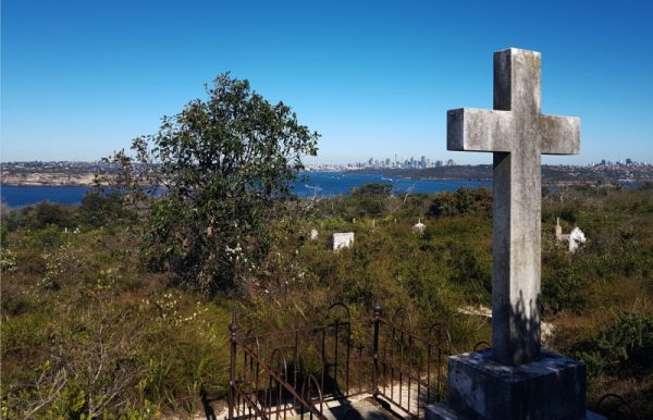 North Head Cemetery View Manly