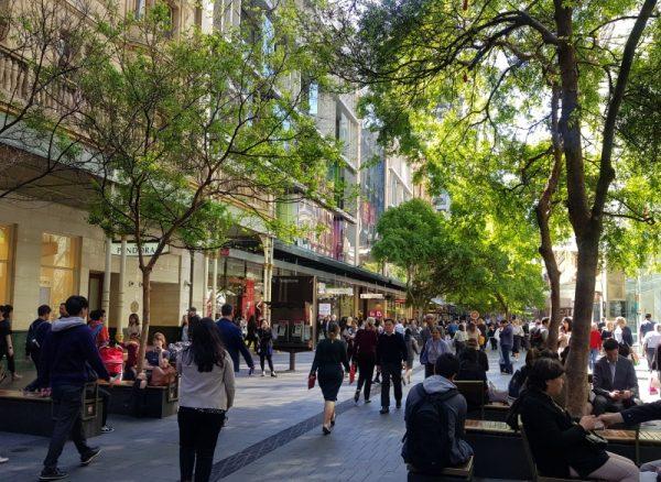 Pitt Street Mall Shops