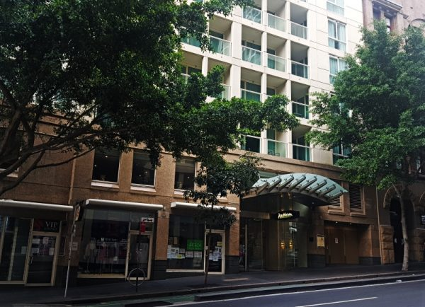 Radison Suites Sydney near Darling Harbour