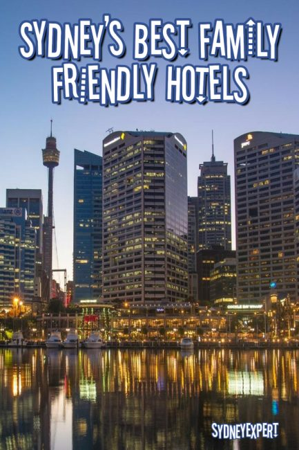 If you are looking for the best family accommodation in Sydney, from budget hotels to family-sized apartments that offer all the comforts of home you have come to the right place. In this article, we will give you a rundown of the parts of Sydney best suited to family holidays and our favourite family friendly hotels in each area.  #Sydney #Australia