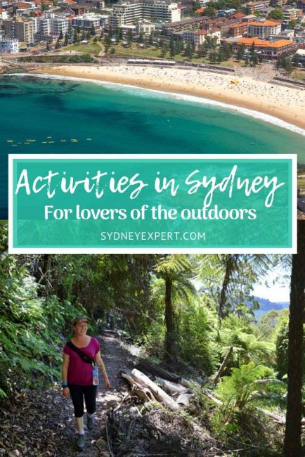 If you are looking for things to do in Sydney that go beyond the sights and have you exploring like a local then look no further. This list of 9 activities for adventure lovers and thrill seekers is sure to provide the answers.  #Sydney #thingstodo #Australia