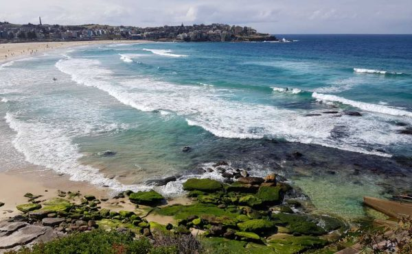 Bondi Beach from the South