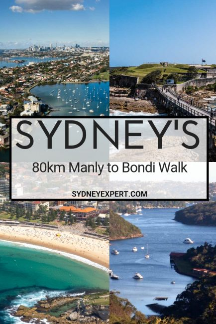 There is a new work on the way for Sydney, an 80km trek that takes in the cities very best views but why wait for the official route to open when you can do a version of it right now! It is the best thing to do in Sydney and each day can be completed stand alone.