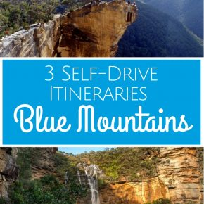 Blue Mountains Self Drive