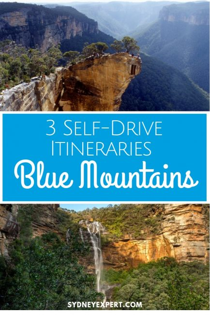 A day trip to the Blue Mountains is one of the most popular things to do in Sydney. If you are planning to visit the Blue Mountains on your trip to Sydney these 3 self-drive itineraries will help you find the best lookouts, walking tracks and accessible tracks and views so no matter who you are you will have a great time here