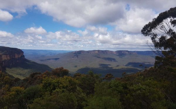 Jamison Lookout Wentworth Falls