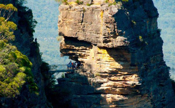 Honeymoon Bridge Blue Mountains