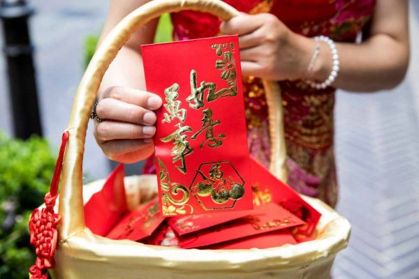 Lucky Red Envelope treasure hunt Sydney
