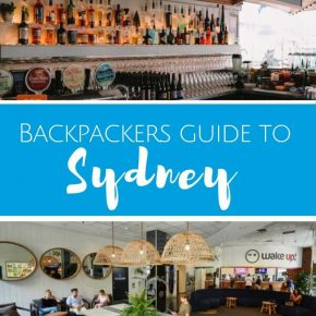 Backpackers guide to Sydney