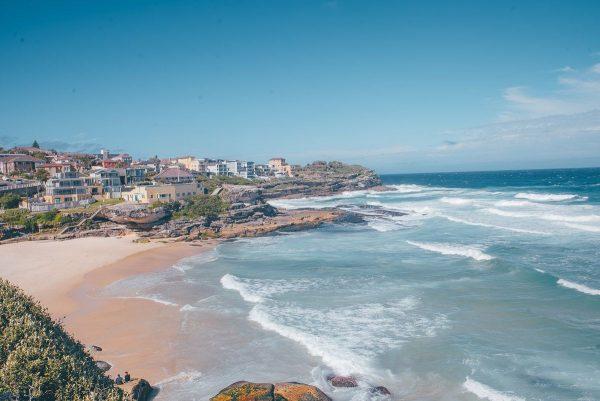 Tamarama Beach Sydney Australia
