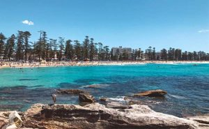 ManlyBeach Sydney Australia byHolly