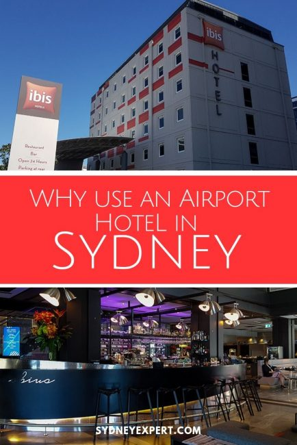 airport sydney hotels