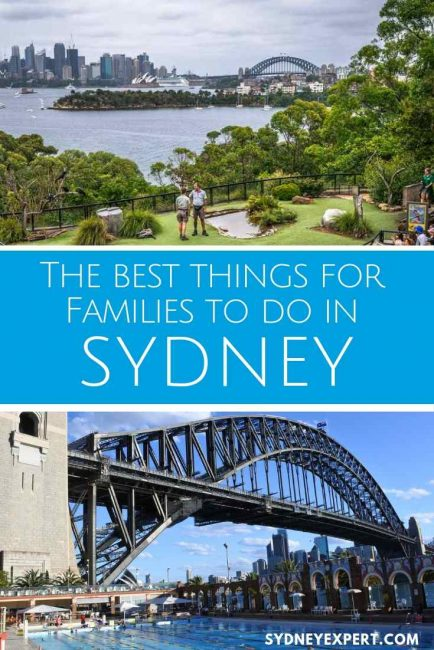 If you are looking for things to do in Sydney with kids you have come to the right page. We have a mega list with ideas for toddlers, tweens and teens.  There's lots for mum and dad will enjoy too!  Budget activities and some special treats to splurge on.