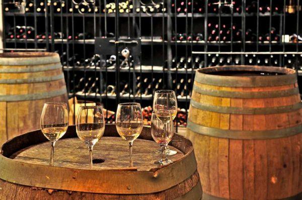 Hunter Valley Wine Tour tasting room