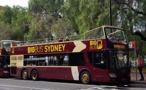 Sydney Hop on Hop Off Bus
