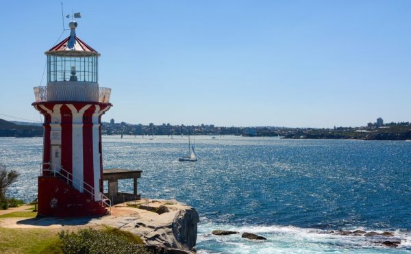 Watsons Bay Hornby Lighthouse