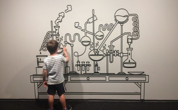 Powerhouse Museum Sydney