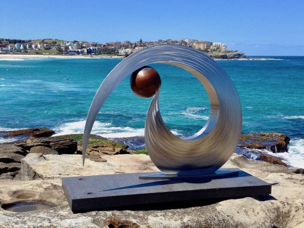 Sculpture by the Sea Bondi beach