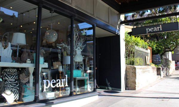 Balmain Shops Sydney