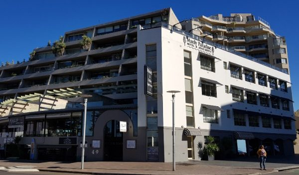 Manly Pacific Apartments Sydney