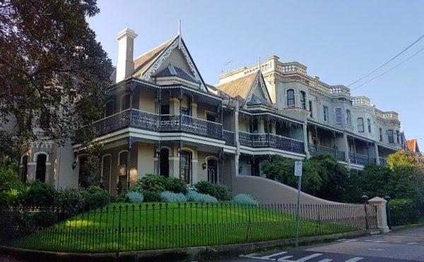 Newtown Houses Sydney Australia