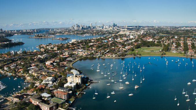 Sydney city and suburbs