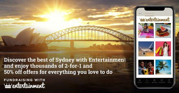 Sydney tourist Passes Entertainment app