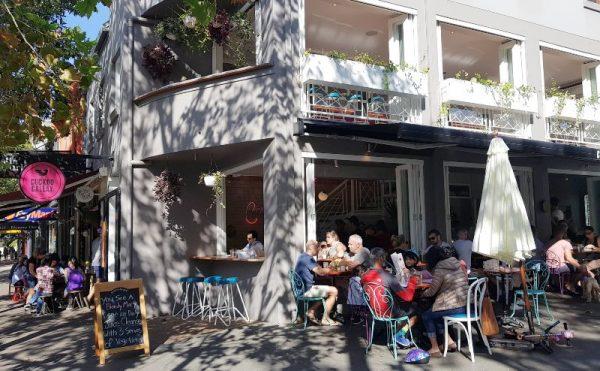 Surry Hills Sydney Cafe Culture