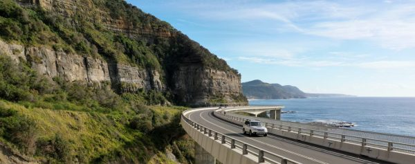 Seacliff Bridge Grand Pacific Drive