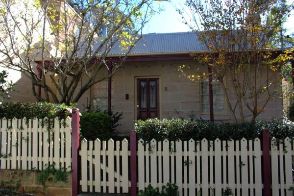 Balmain Workers Cottage Sydney Australia