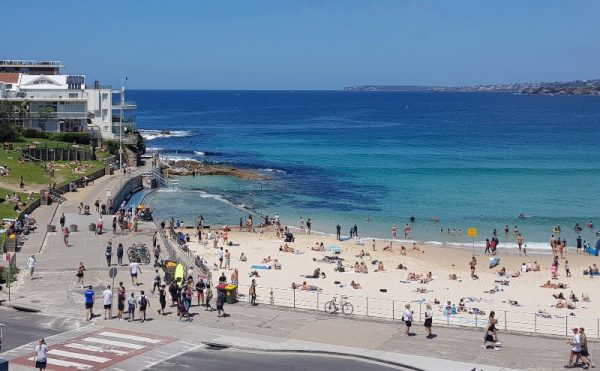 North Bondi Beach Sydney Australia