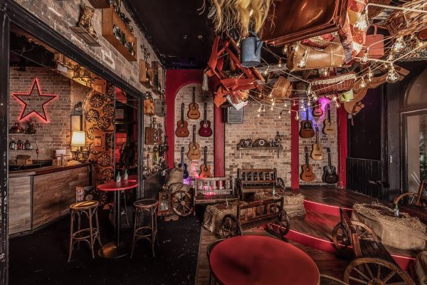 Cowboy bar sydney Wonderland