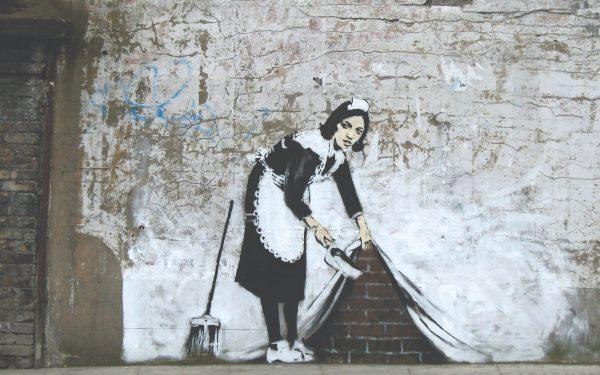 Banksy in Sydney