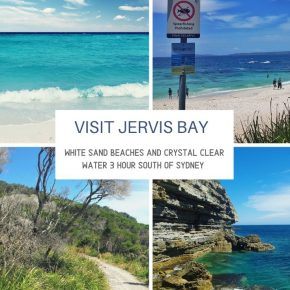 Jervis Bay Beaches NSW