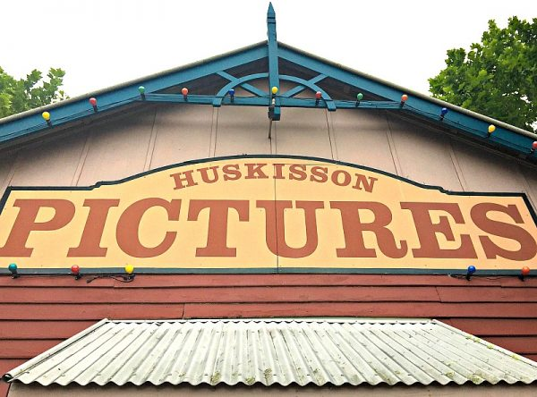 Jervis Bay cinema Huskinson