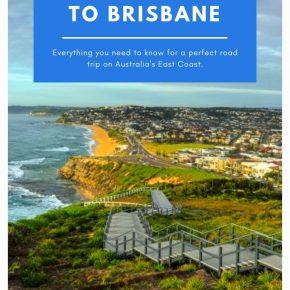 Sydney to Brisbane Drive NSW Coast