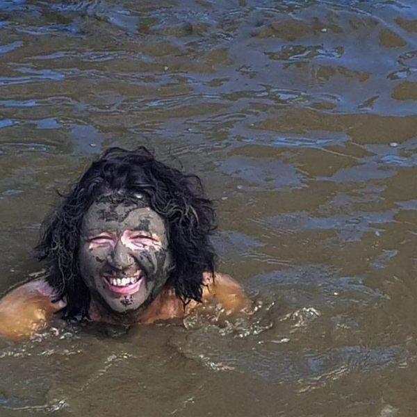 Mud Bath day tour on our fiji cruise